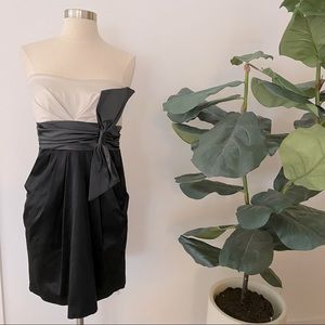3/$20 Mystic Strapless Cocktail Dress Size L